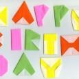 Birthday origami