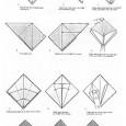 Boite étoile origami