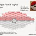 Diagram origami 3d