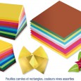 Feuille pour origami