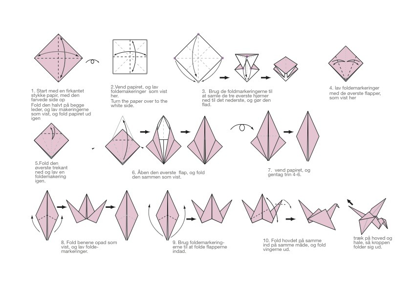 free origami instructions