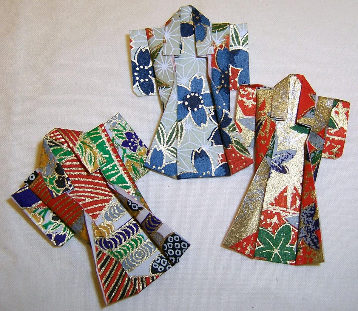 Как кимоно сделать