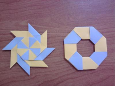 ninja origami