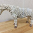Origami 3d horse