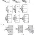 Origami avions