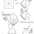Origami banger
