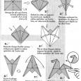 Origami cheval facile