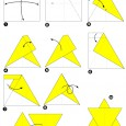 Origami etoile