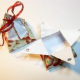 Origami gift boxes