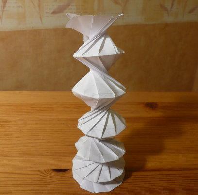 origami hard