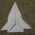 Origami jet