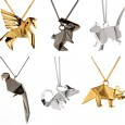 Origami jewellry