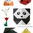 Origami kid
