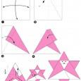 Origami noel facile
