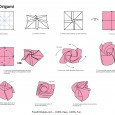 Origami rose instructions