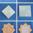 Origami shape