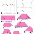 Origami tent