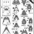 Origami totoro