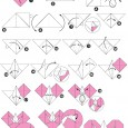 Origamie coeur