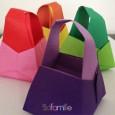 Panier origami