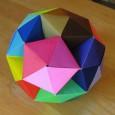 Polyhedron origami