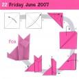 Simple origami designs