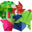 Tete a modeler origami
