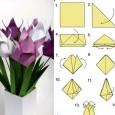 Tulip origami