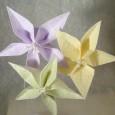Une origami