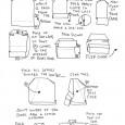 Yoda origami instructions
