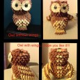 3d origami owl