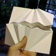 Art du papier plie