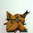Beetle origami instructions