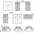 Cara membuat mobil dari kertas origami