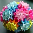 Cara membuat origami hiasan