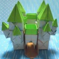Castle origami
