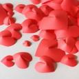 Coeur 3d origami