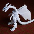 Comment faire un dragon en origami