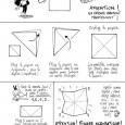 Cygne origami tuto