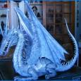Dragon en papier