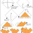 Easy origami sea creatures
