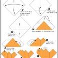Easy origami sea creatures