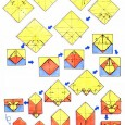 Enveloppe origamie