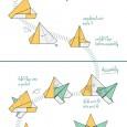 étoile origami tuto