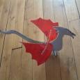 Fabriquer un dragon en papier