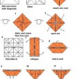 How to make origami butterfly step by step with pictures