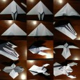 How to make origami scorpion