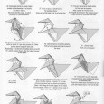 How to make origami unicorn