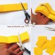 Krokotak 3d origami