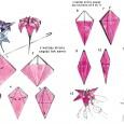 Kwiat origami instrukcja